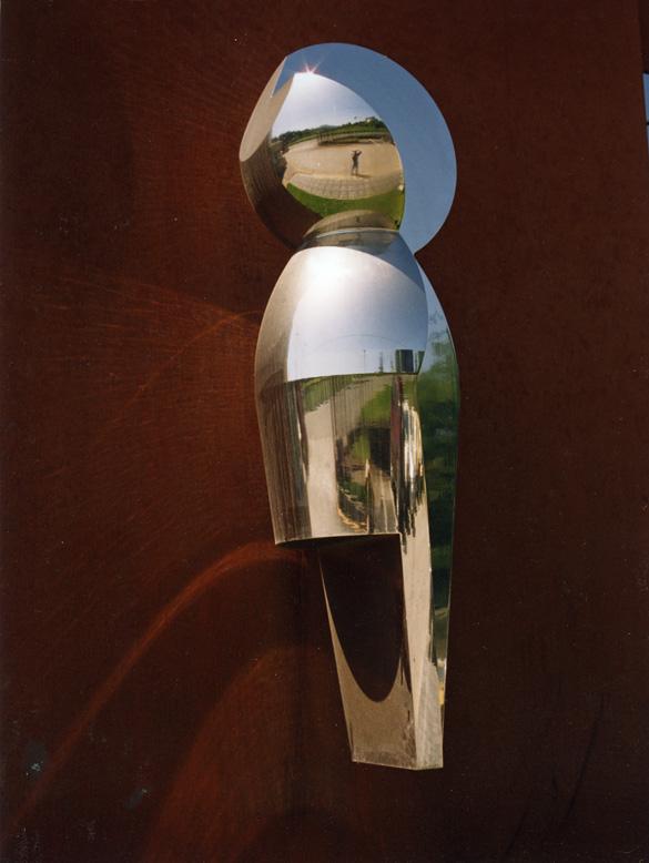 Escultura para AMPO   Jesus Jauregui