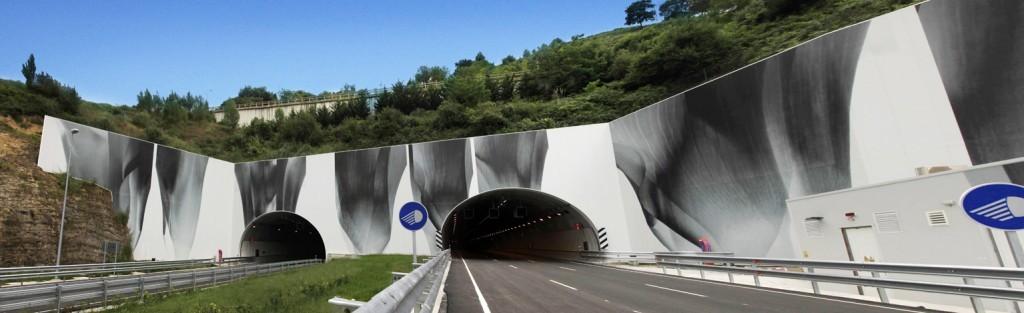 Tunel Corredor del Cadagua | Jesus Jauregui
