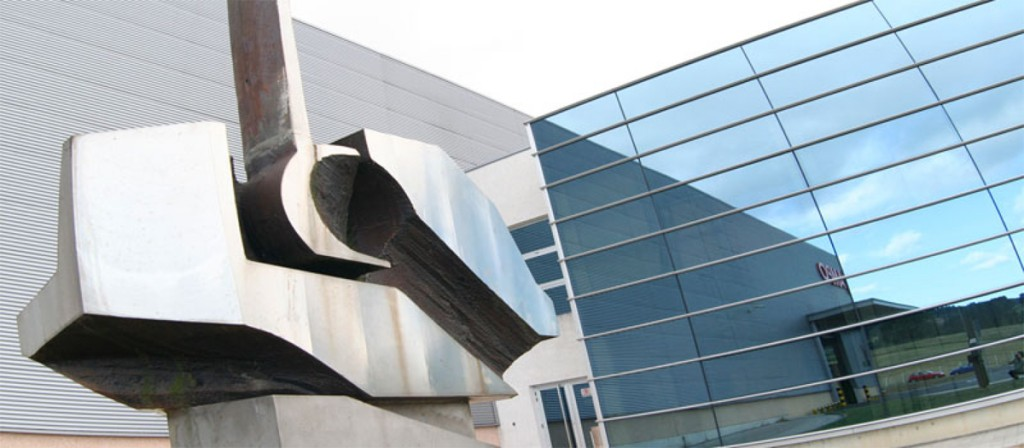 «Núcleo» Escultura | Jesus Jauregui