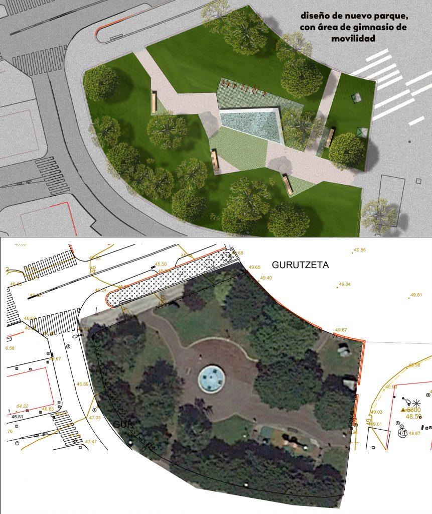 Remodelación plaza de Cruces | Jesus Jauregui