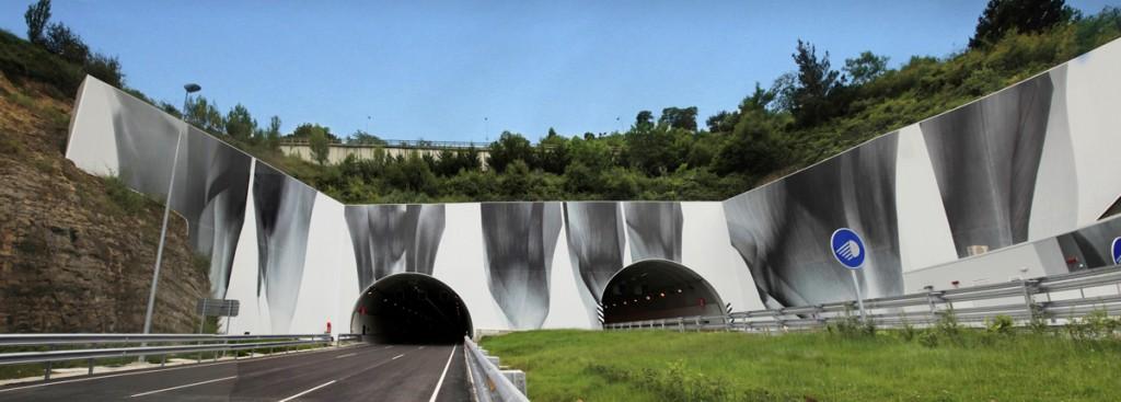Tunel Corredor del Cadagua   Jesus Jauregui
