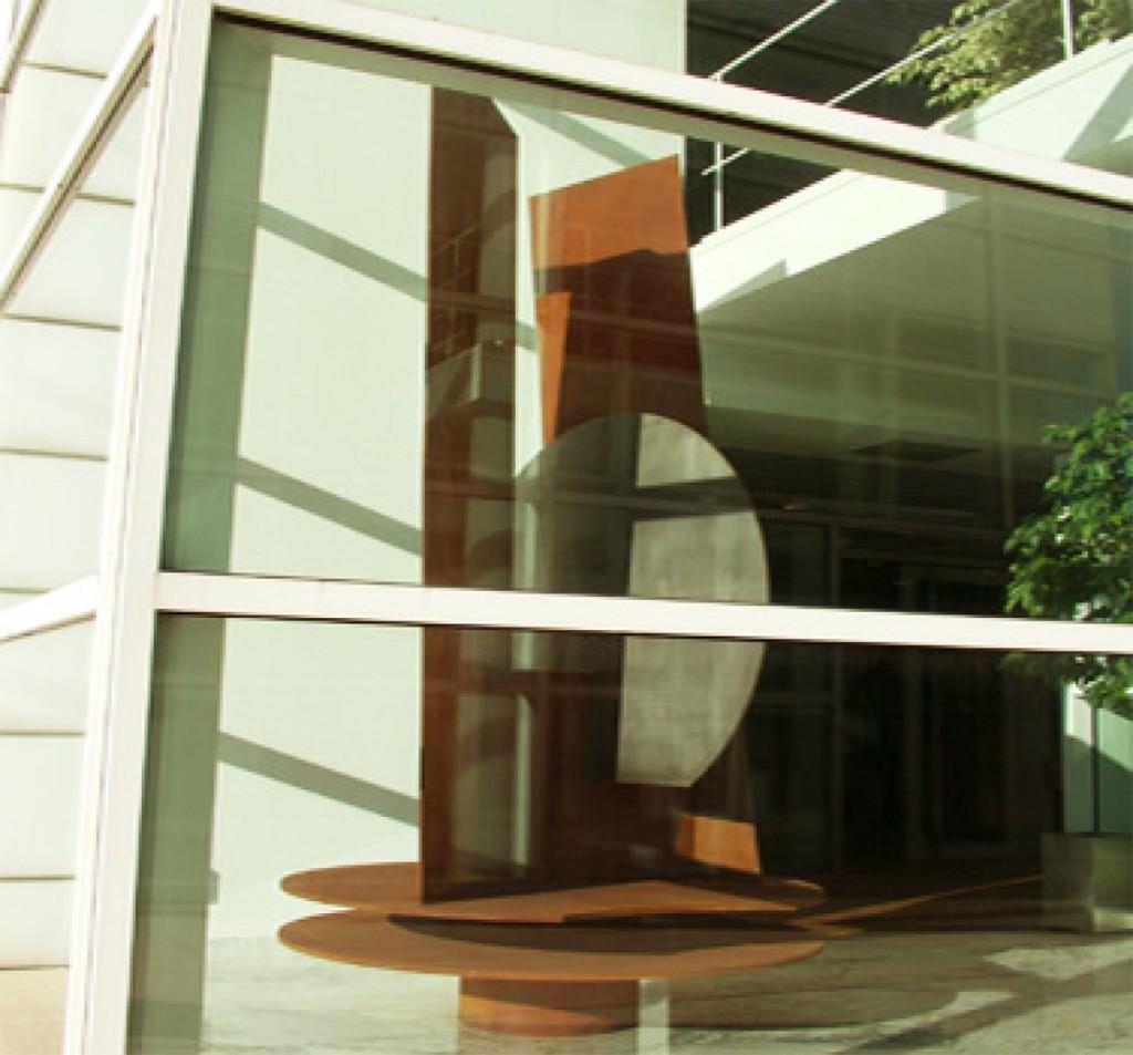 Escultura homenaje | Jesus Jauregui