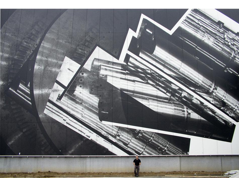 Indar, la industria y el arte   Jesus Jauregui