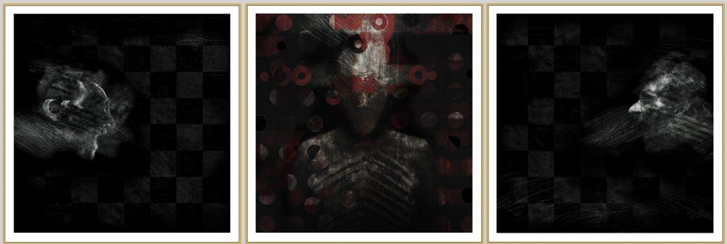 the Christ of the plague | Jesus Jauregui